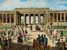 Detail images: Wiener Vedutenmaler des beginnenden 19. Jahrhunderts