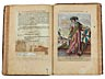 Detail images: Seltene Buchausgabe mit handkolorierten Kupferstichen der Genealogie der belgischen Herrscher, um 1598