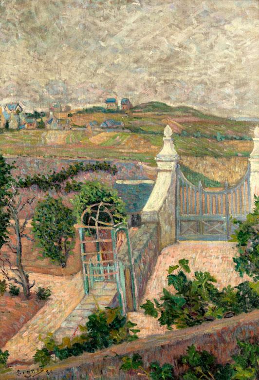 Paul Signac, 1863 Paris – 1935 ebenda