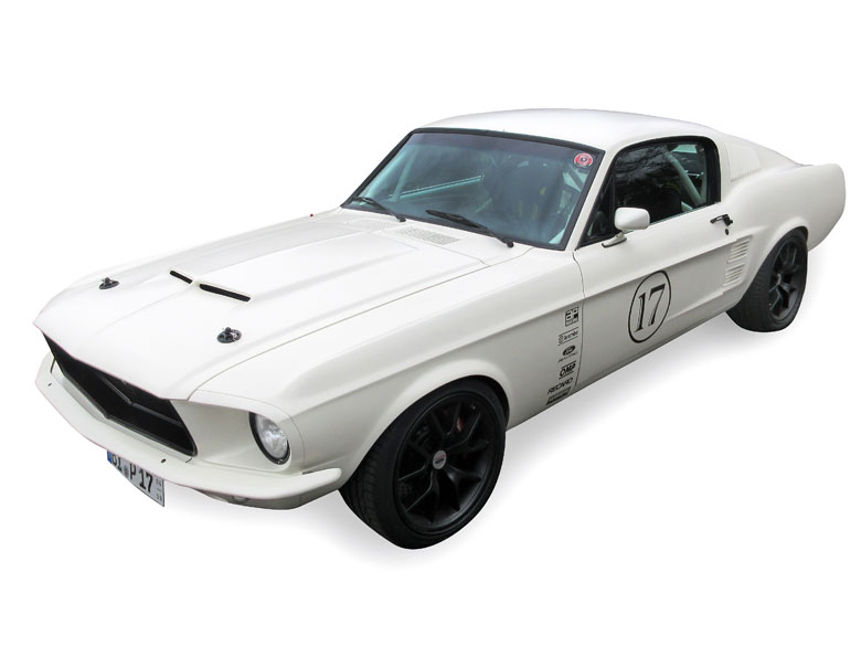 """Ford Mustang """"Fastback"""" 1967"""