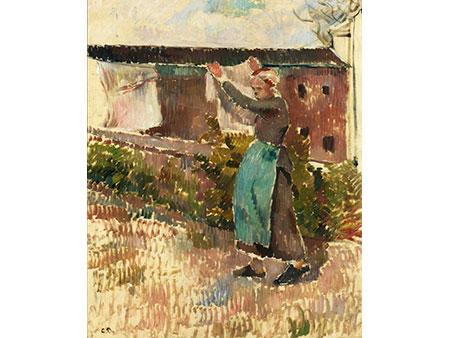 Camille Pissarro, 1830 Charlotte Amalie, Dänisch-Westindien – 1903 Paris