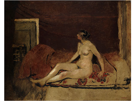 Edouard Vuillard,  1868 Cuiseaux – 1940 La Baule-Escoublac