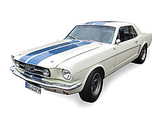 Ford Mustang Hardtop Coupé 1964
