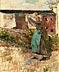 Detailabbildung: Camille Pissarro, 1830 Charlotte Amalie, Dänisch-Westindien – 1903 Paris