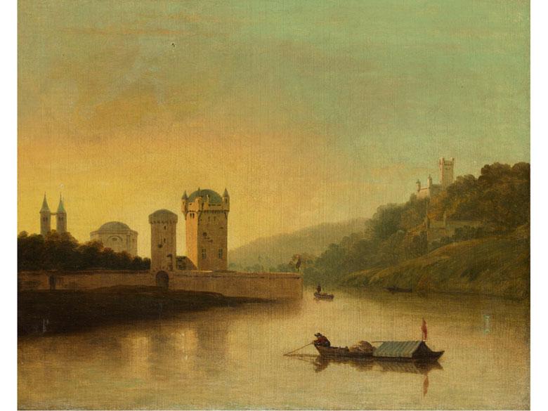 William Hodges, 1744 London – 1797 Brixham, Devon