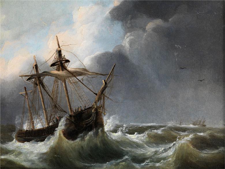 Holländischer Maler des 19. Jahrhunderts