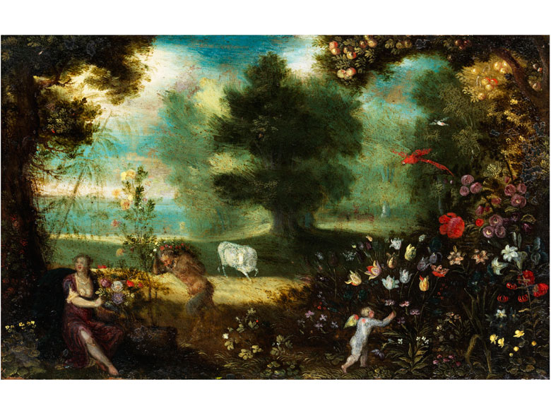 Jan Brueghel der Jüngere, 1601 – 1678 , Kreis des