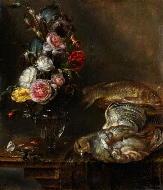 Alexander Adriaenssen, 1587 Antwerpen – 1661 ebenda