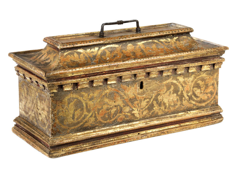Toskanische Kassette des 16. Jahrhunderts