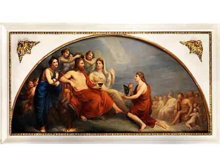 Italienischer Maler des Klassizismus