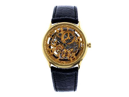 Audemars Piguet , skelettiert, in Gold