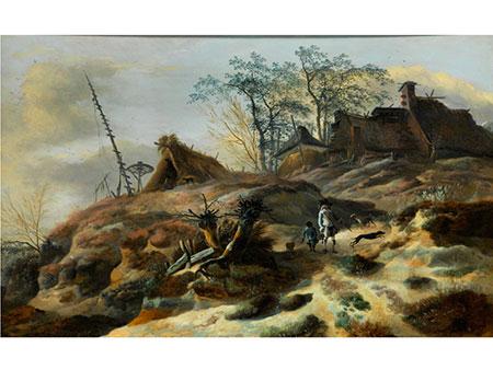 Jan Wouwerman, 1629 Haarlem – 1666 ebenda