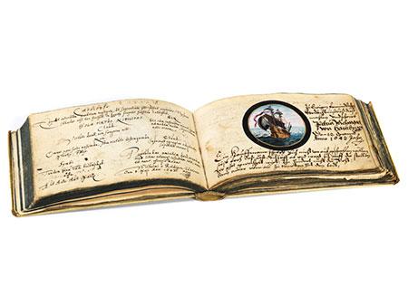 Breslauer Freundschaftsbuch des 17. Jahrhunderts