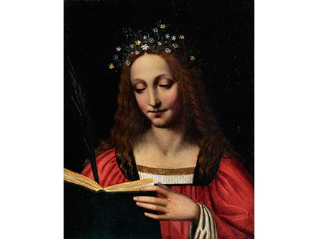 Bernardino Luini, um 1480/ 85 Demenza – 1532 Mailand, zug.