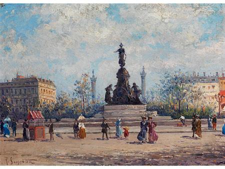 Pietro Scoppetta, 1863 Amalfi – 1920 Neapel