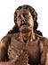 Detail images: Büste gegeißelter Christus