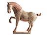 Detail images: Tang-Pferd
