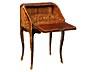 Detail images: Kleines Louis XV-Bureau