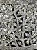 Detailabbildung: Breite Diamant-Armspange