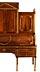 Detail images: Hochherrschaftliches russisches Rollzylinderbüro
