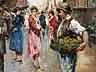 Detail images: Vincenzo Irolli, 1860 Neapel – 1942 ebenda