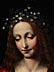 Detail images: Bernardino Luini, um 1480/ 85 Demenza – 1532 Mailand, zug.