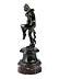 "Detail images: Venezianische Bronzestatuette ""Badende Venus"""