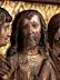 Detail images: Gotische Hochrelief-Figurengruppe