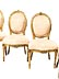 Detail images: Satz von fünf Louis XVI-Stühlen