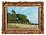 Detail images: Eugène Boudin, 1824 Honfleur – 1898 Deauville