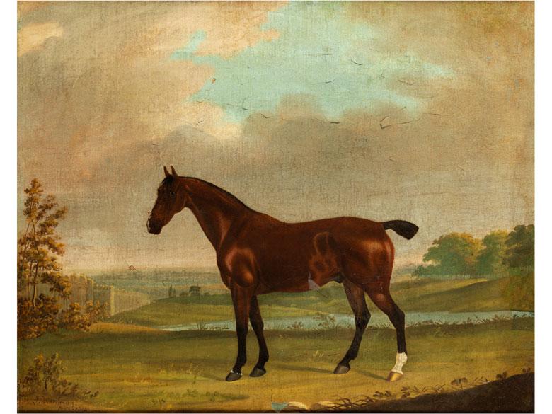 J. Havelman, Englischer Maler des 19. Jahrhunderts