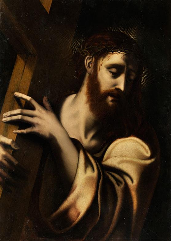 Italienischer Caravaggist des 17. Jahrhunderts
