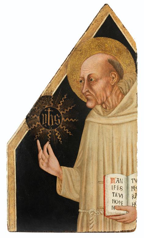 Pietro di Giovanni Ambrogio, 1410 Siena – 1449 ebenda, zug.