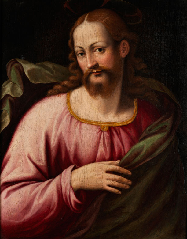 Michele Tosini, genannt Michele di Ridolfo del Ghirlandaio , 1503 – 1577, zug.