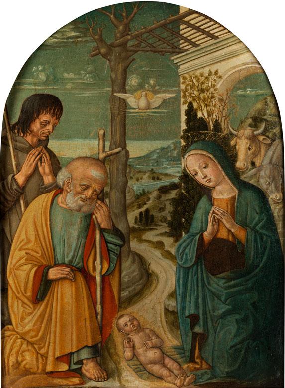 Girolamo di Benvenuto, 1470 Siena – 1524 ebenda