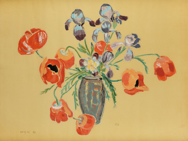 Gabriele Münter, 1877 Berlin – 1962 Murnau, nach