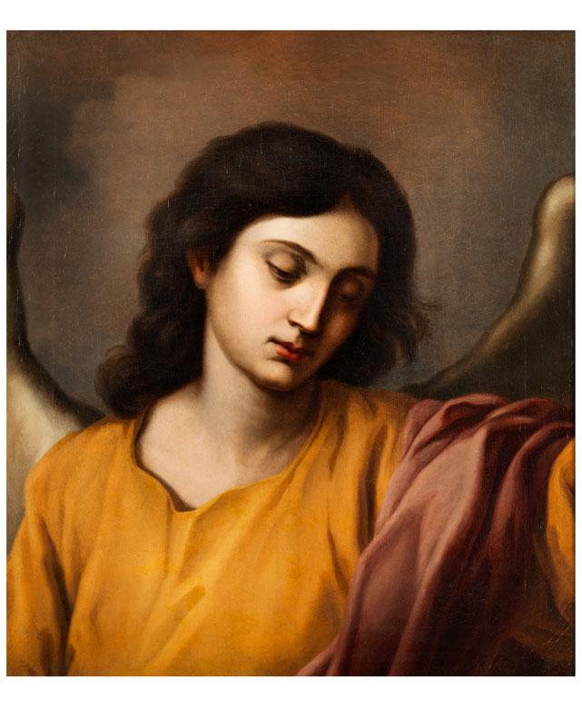 Maler des 18. Jahrhunderts nach Vorbild eines italienischen Malers des 17. Jahrhunderts