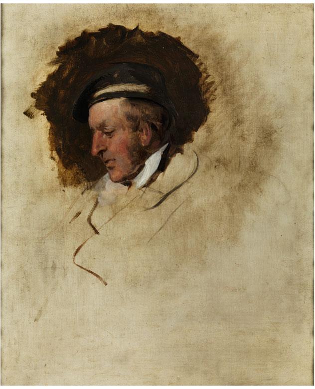 Sir Edwin Henry Landseer, 1802 London – 1873 ebenda