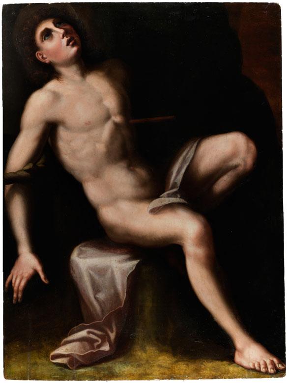 Italienischer Maler des 16./ 17. Jahrhunderts
