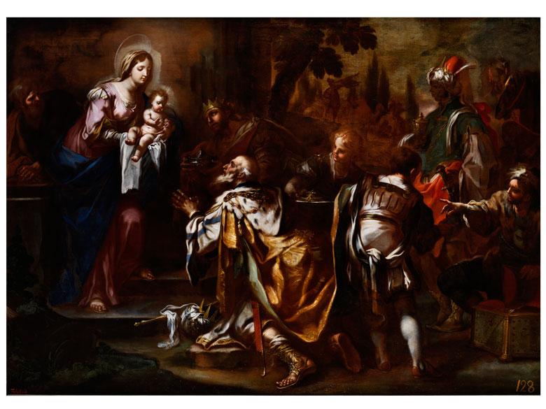 Sebastiano Conca, 1676/1680 – 1764