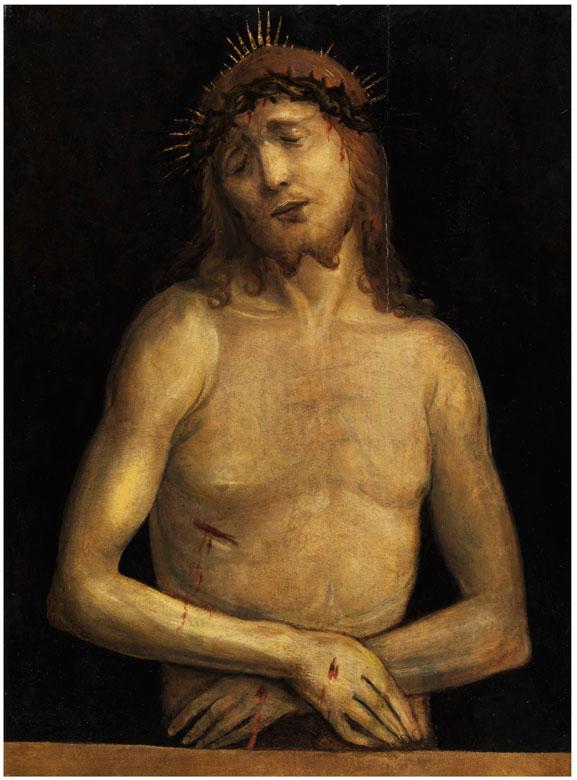 Maler aus dem Umkreis der Bellini-Werkstatt, Norditalien, 15. Jahrhundert