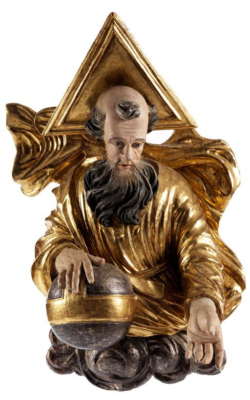 Gott Vater-Figur
