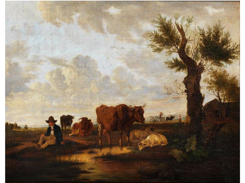 Max Joseph Wagenbauer, 1775 Grafing – 1829 München, zug.