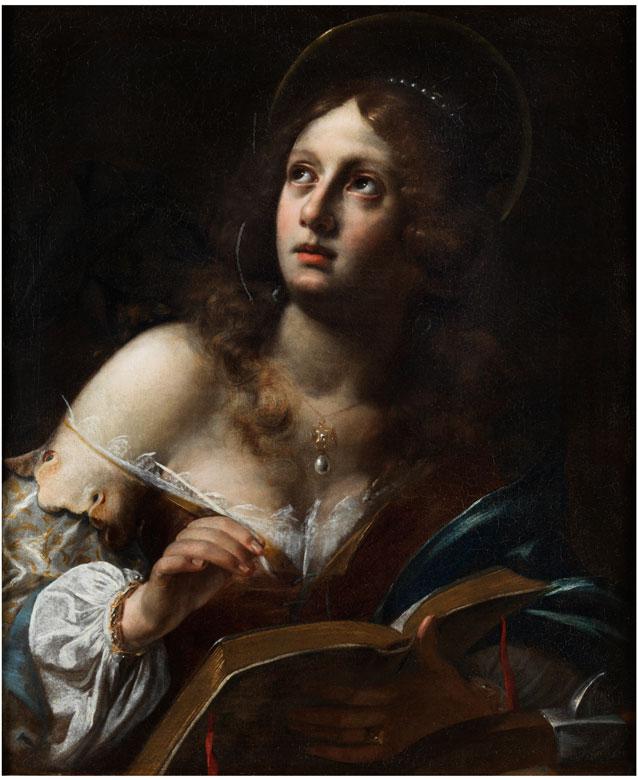 Giovanni Martinelli, um 1610 – 1659 Florenz, zug.