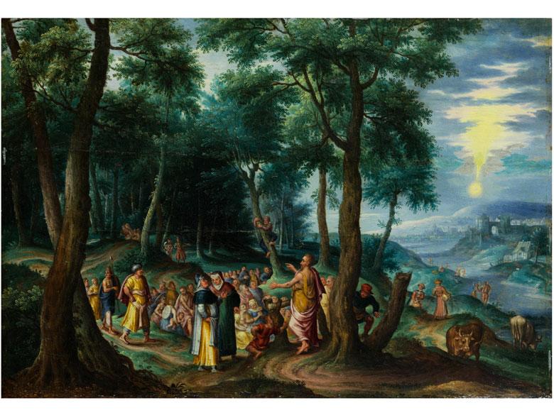 Frans Francken d. J., 1581 – 1642, Nachfolge