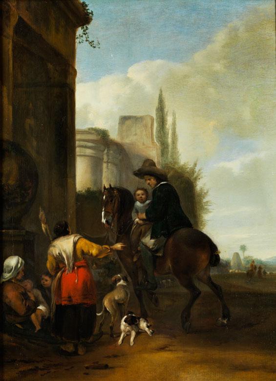 Hendrick Verschuring d. Ä., 1672 Gornichem – 1690 Dordrecht, zug.