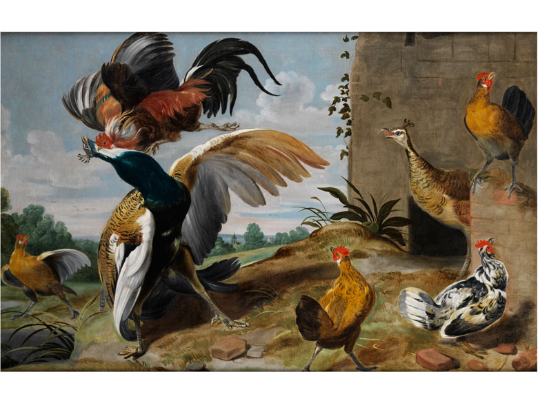 Paul de Vos, um 1591 Hulst – um 1678 Antwerpen, Umkreis