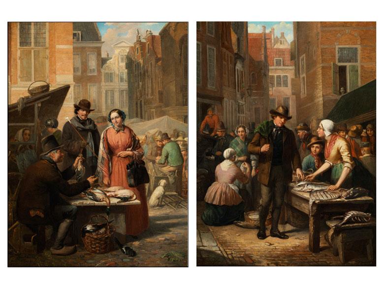 Jacob Akkersdyk, 1815 – 1862