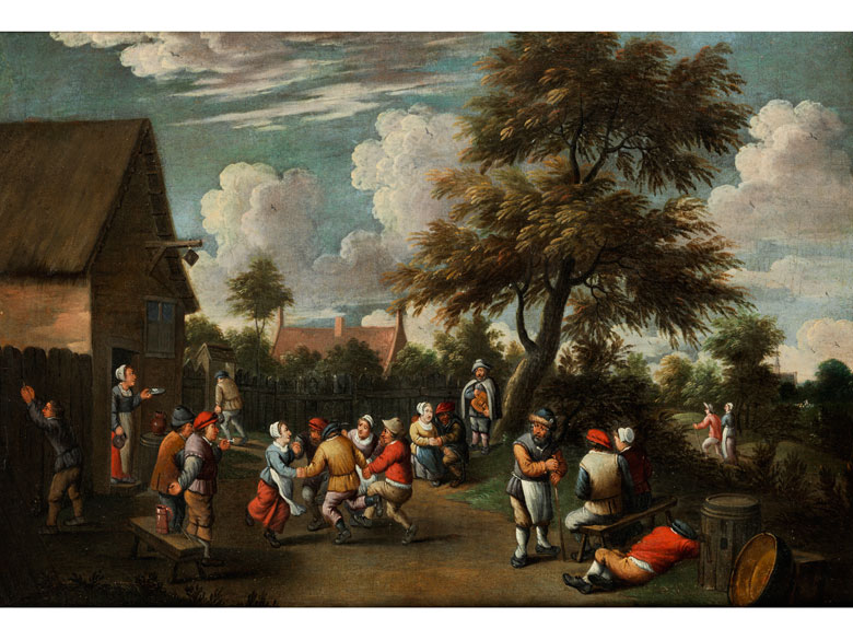 Holländischer Maler des 17. Jahrhunderts