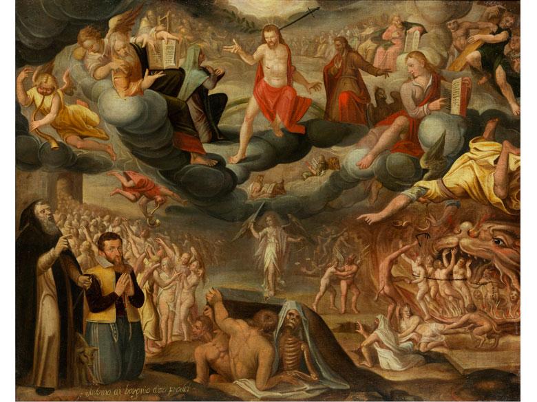 Norditalienischer Maler des 16./ 17. Jahrhunderts